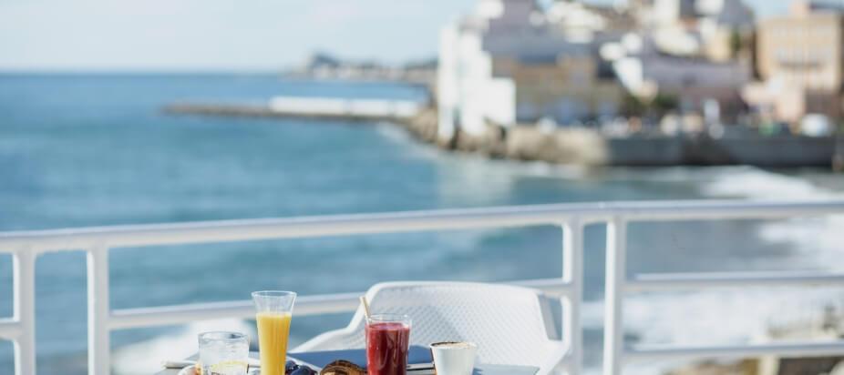 mirador vivero beach sitges